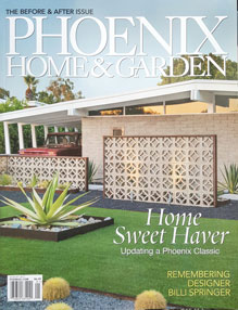 Phoenix Home And Garden Aug 2017 Featuring Paul Jeffrey
