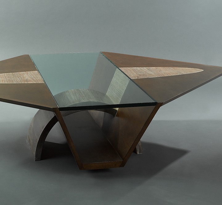 custom coffee tables by paul rene furniture phoenix arizona