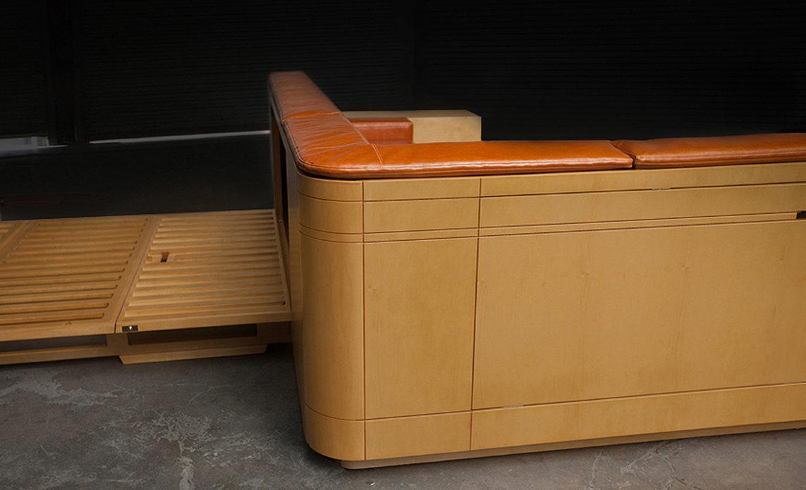 Compact Sofa Sleepers By Designer Paul Jeffrey Of Paul Rene Furniture And  Cabinetry Phoenix Scottsdale Az