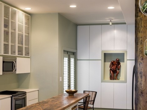 custom modern kitchen islands by designer paul jeffrey of paul rene furniture and cabinetry phoenix scottsdale az