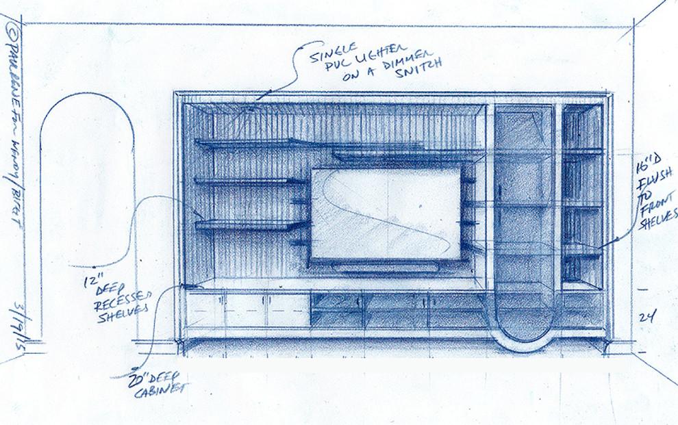 Custom wall unit design ideas phoenix az custom design for Media wall design phoenix