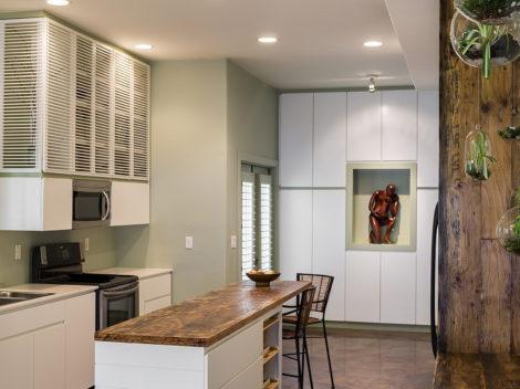 Modern kitchen remodeling by paul rene phoenix az