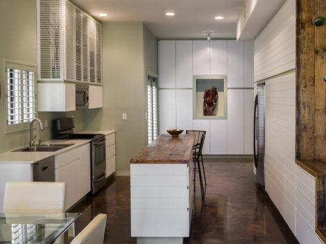 Paul Rene Modern Kitchen Remodel by Paul Rene Phoenix AZ