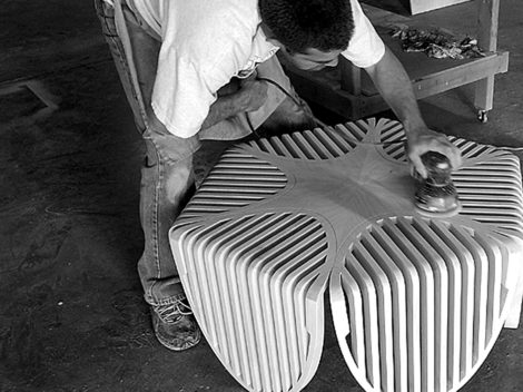 custom bent wood furniture makers paul rene furniture and cabinets phoenix scottsdale az