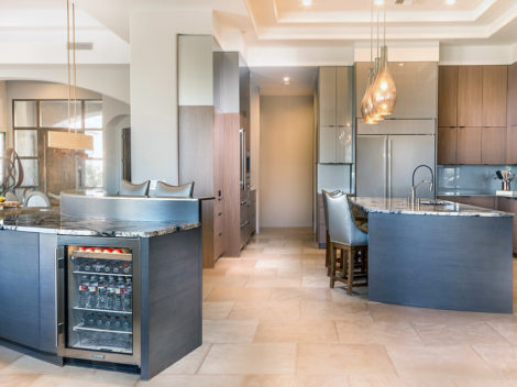 desert modern custom-kitchen-remodel