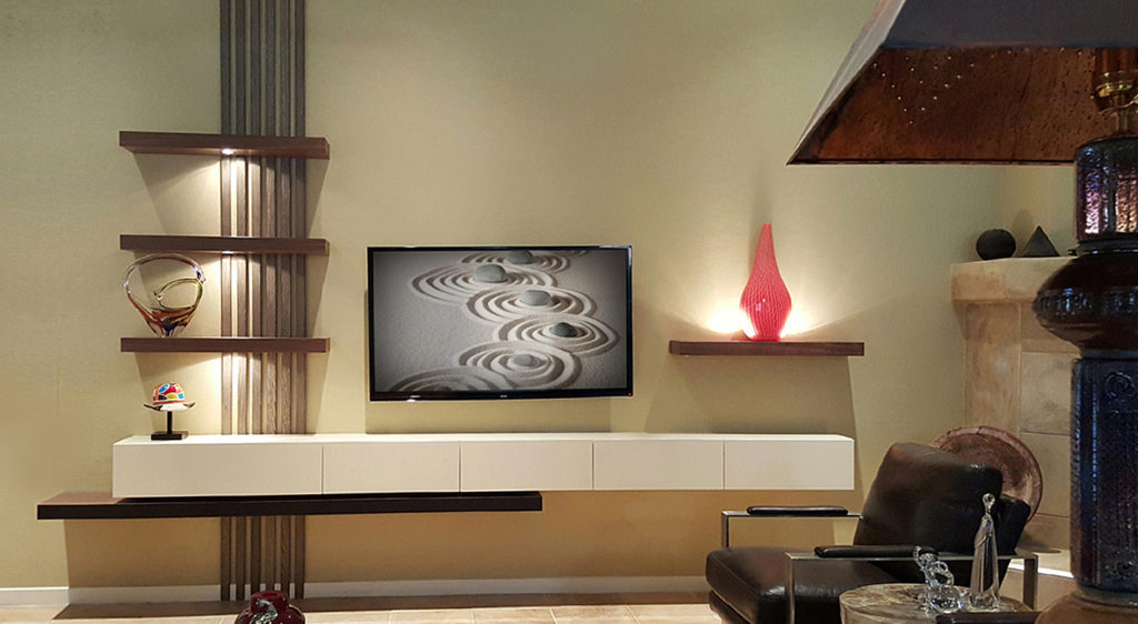 Custom Home Entertainment Centers Wall Units Media