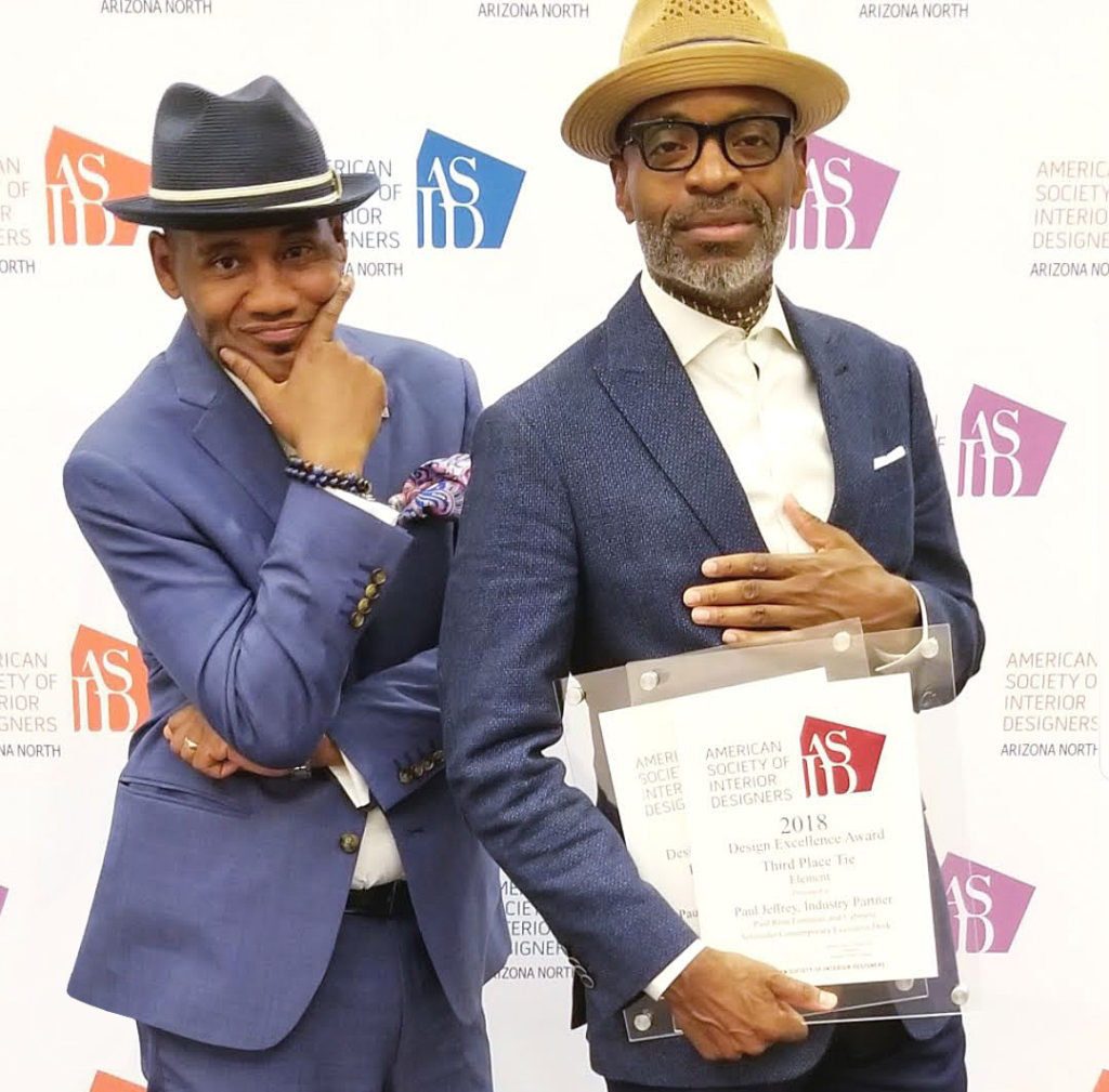 paul jeffrey and kershon ball recipients of two asid design excellence awards 2018